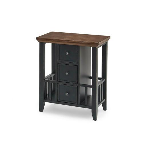 Gallery - Magazine Storage Table