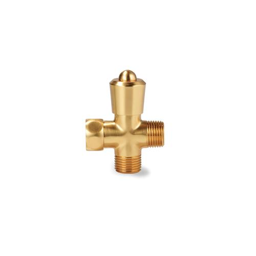 Rose Gold Harrison Hand Shower Diverter