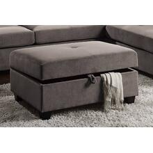 Cocktail Ottoman W/storage