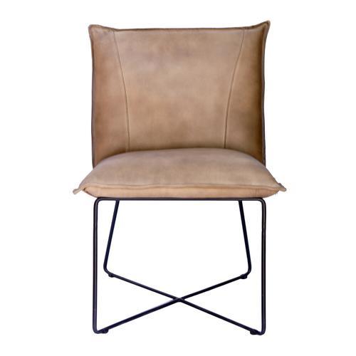 Howard Elliott - Neeko Leather Chair