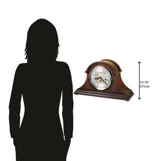 See Details - Howard Miller Barrett Mantel Clock 630200