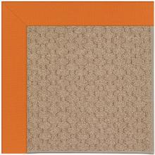 "Creative Concepts-Grassy Mtn. Canvas Tangerine - Rectangle - 24"" x 36"""