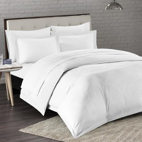 Millano Spa 1200TC Duvet Cover Set - Twin / Grey
