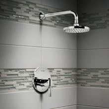 See Details - Berwick Shower Only Trim with Pressure Balance Cartridge  American Standard - Polished Chrome