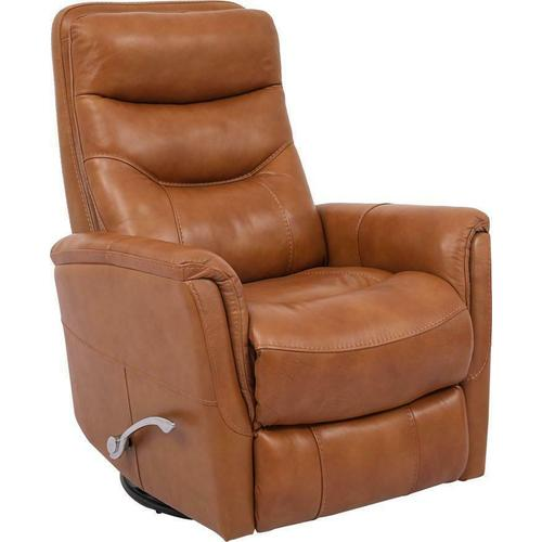 GEMINI - BUTTERSCOTCH Manual Swivel Glider Recliner