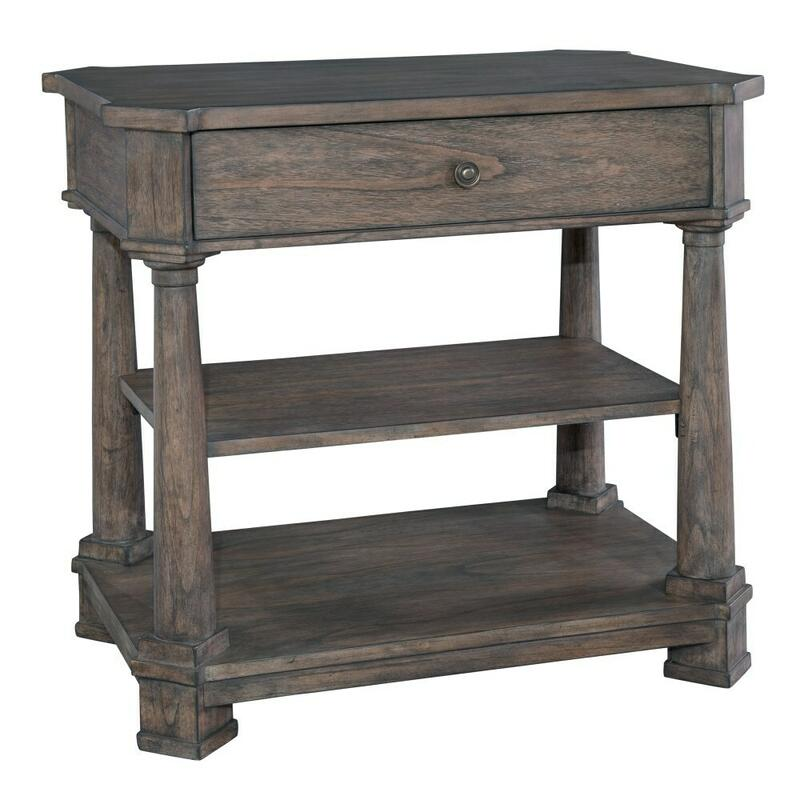 2-3564 Lincoln Park Single Drawer Night Stand