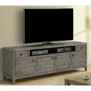 TEMPE - GREY STONE 84 in. TV Console Product Image