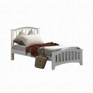 ACME San Marino Twin Bed - 09150T - White