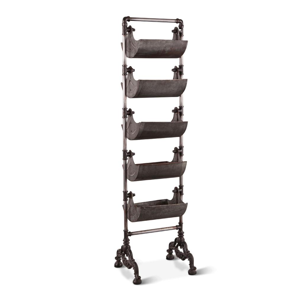 Old Mill Large Iron Rack
