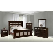 Magnolia Cowboy Queen/King 4PC Bedroom Set