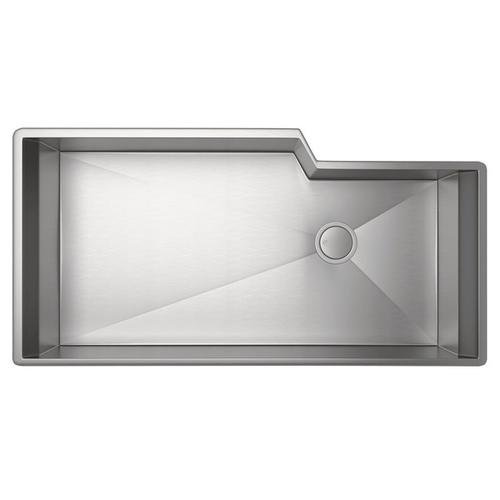 Culinario Single Bowl Stainless Steel Kitchen Sink