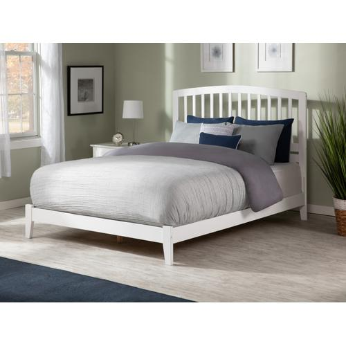 Richmond Full Bed in White