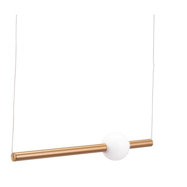 See Details - Adeo Ceiling Lamp Gold