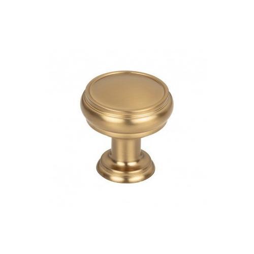 Product Image - Eden Knob 1 3/16 Inch - Honey Bronze