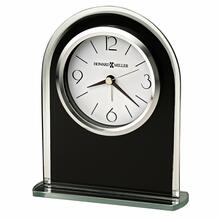 Howard Miller Ebony Luster Table Clock 645702