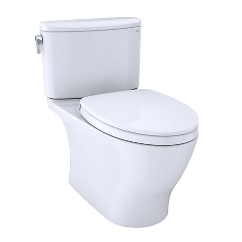 Nexus® 1G Two-Piece Toilet, 1.0 GPF, Elongated Bowl - Cotton