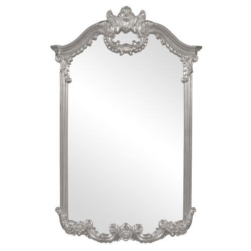 Howard Elliott - Roman Mirror - Glossy Nickel