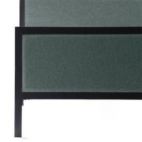 Designer Clarke Bed - King Spruce