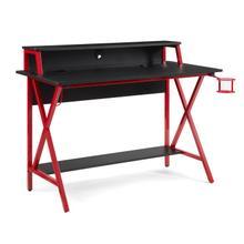 See Details - Klutch LED Gaming Desk