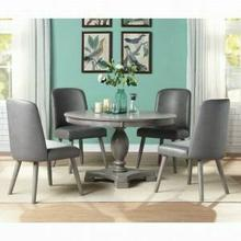 ACME Waylon Dining Table - 72205 - Gray Oak