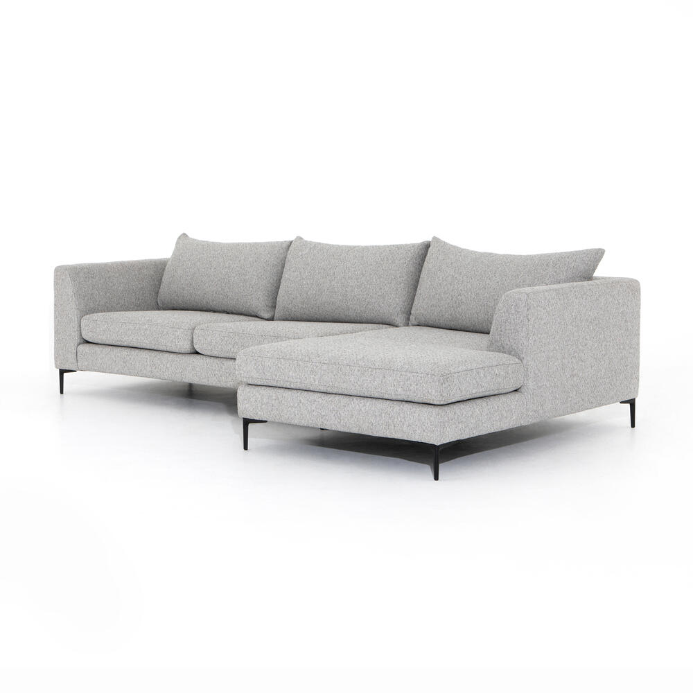 Right Arm Facing Configuration Madeline 2-piece Sectional