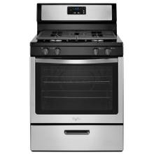 See Details - 5.1 cu. ft. Freestanding Gas Range with Under-Oven Broiler