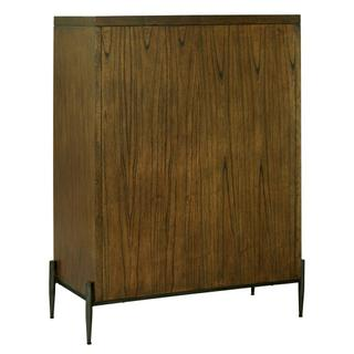 695-198 Open Cellar Wine & Bar Cabinet