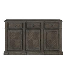 See Details - Server with 3 Drawers and 3 Doors