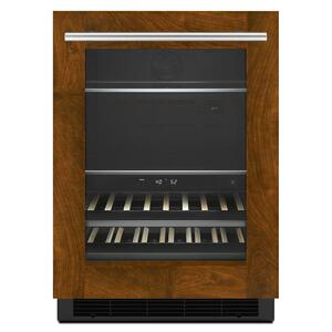 """Jenn-AirPanel-Ready 24"""" Under Counter Beverage Center Panel Ready"""