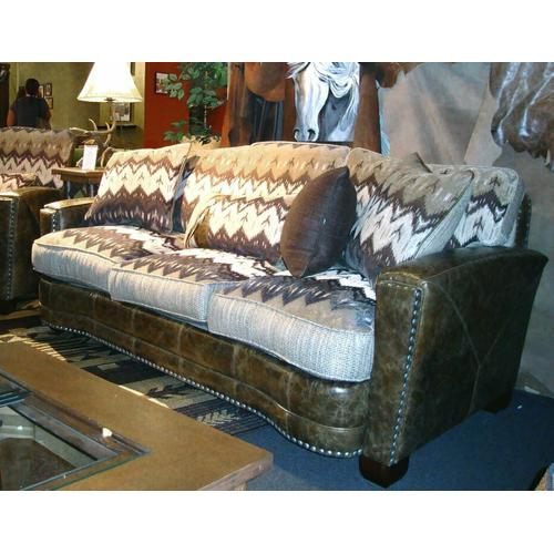 Hollister (Leather) Loveseat