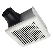 Flex Series 80 CFM Ceiling Roomside Installation Bathroom Exhaust Fan