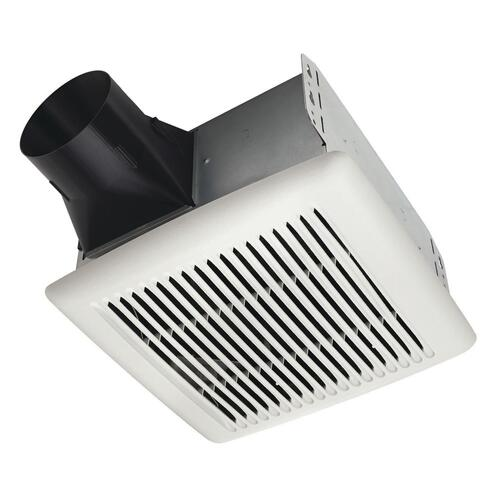 Broan Flex Series 50 CFM 0.5 Sones Ventilation Fan Energy Star®