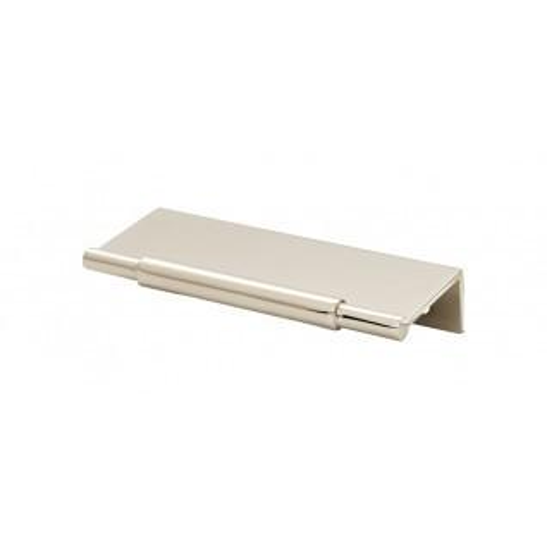 Crestview Tab Pull 3 Inch (c-c) - Polished Nickel