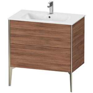 Duravit - Vanity Unit Floorstanding, Natural Walnut (decor)