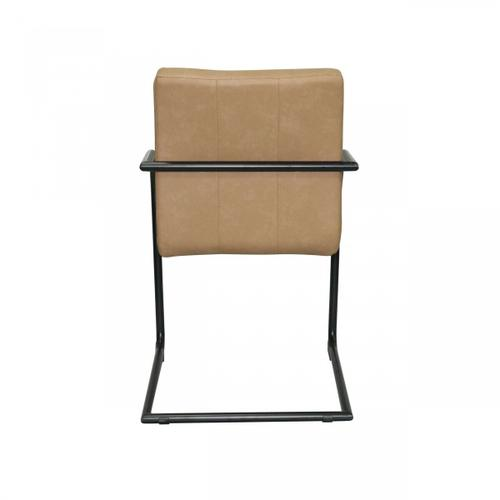 Gallery - Modrest Ivey - Modern Tan Dining Chair (Set of 2)