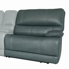 SHELBY - CABRERA AZURE Power Right Arm Facing Recliner