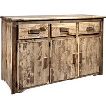 See Details - Homestead Collection Sideboard, Stain and Lacquer Finish