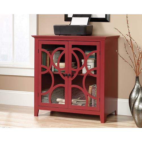 Gallery - Decorative Storage and Display Cabinet with Doors