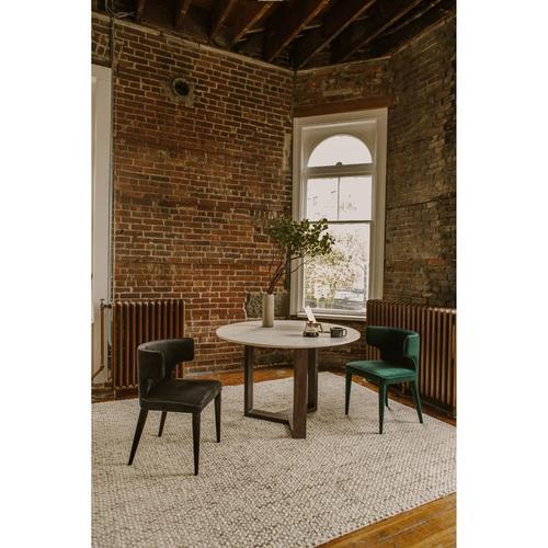 Moe's Home Collection - Jennaya Dining Chair Black