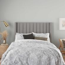 Dreamscape Dsc03 Grey King 3-piece Bed Set