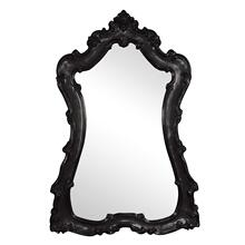 View Product - Lorelei Mirror - Glossy Black