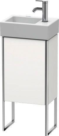 Vanity Unit Floorstanding, White High Gloss (lacquer)