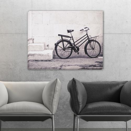 Sepia Bike - Gallery Wrap