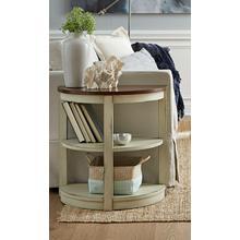 See Details - Bookshelf Demi End