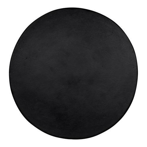 Aylard Outdoor Stool Black