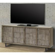 View Product - CROSSINGS CASABLANCA 78 in. TV Console