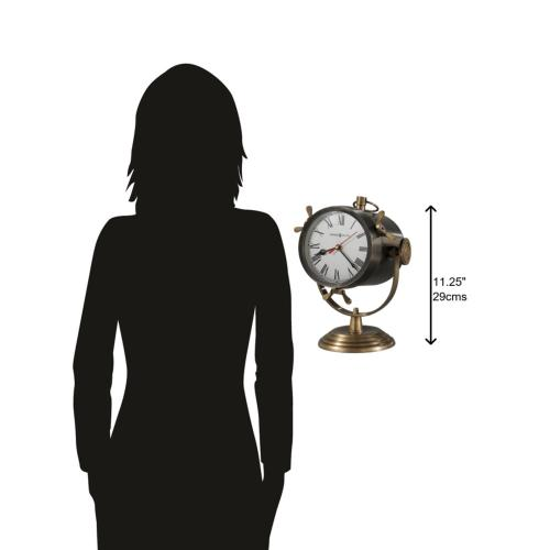 Howard Miller Vernazza Accent Mantel Clock 635193