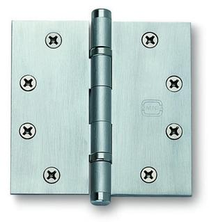 Ball Bearing, Full Mortise Hinge in (Ball Bearing, Full Mortise Hinge - Solid Extruded Brass) Product Image