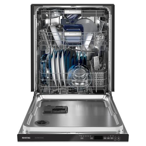 Gallery - Top control dishwasher with Third Level Rack and Dual Power filtration