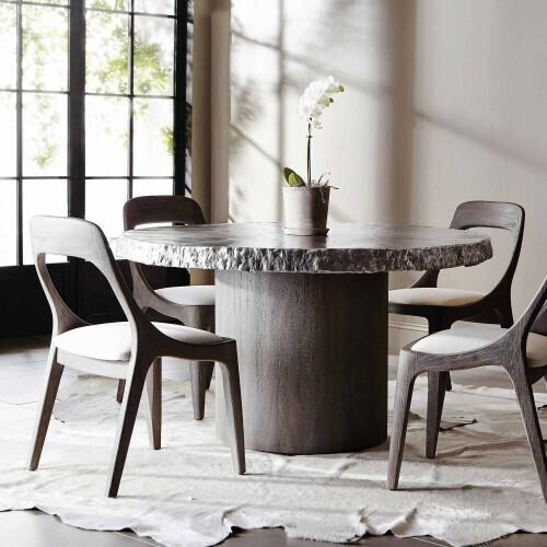 Bernhardt Interiors - Cahill Round Dining Table